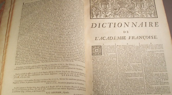 Mac OS X : Add a Good French Dictionary to the Dictionary App