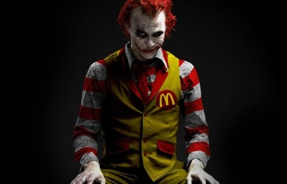 Joker McDonald's