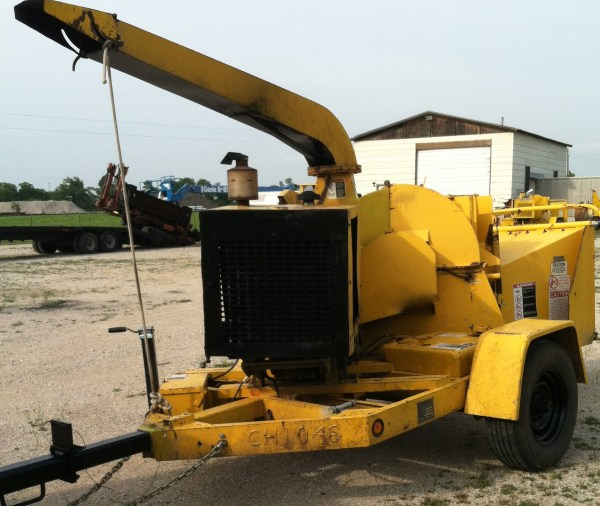 1994 Wood Chuck Withc 17 Chipper Sold