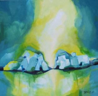 Deniz Schilderij