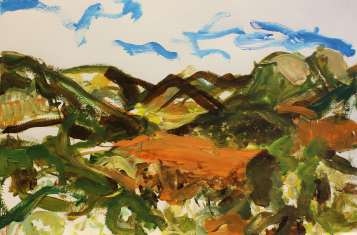 Daniël - Heuvellandschap