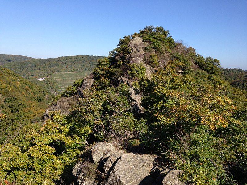 Der Südgipfel, mythischer Ort, selten erreicht, nie beschrieben.