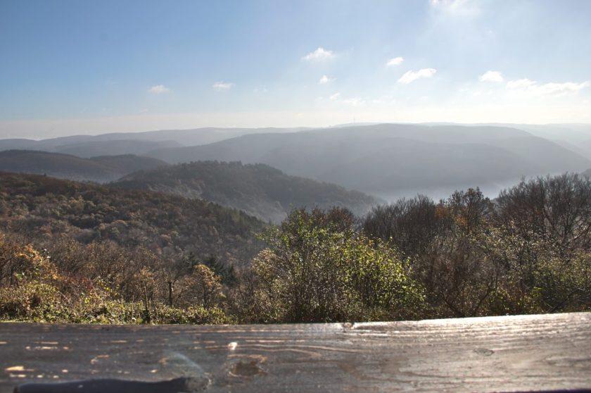 Panoram vom Steinerberg, eines faszinierender als das andere, eine der schönsten Arten das Ahrtal zu erleben