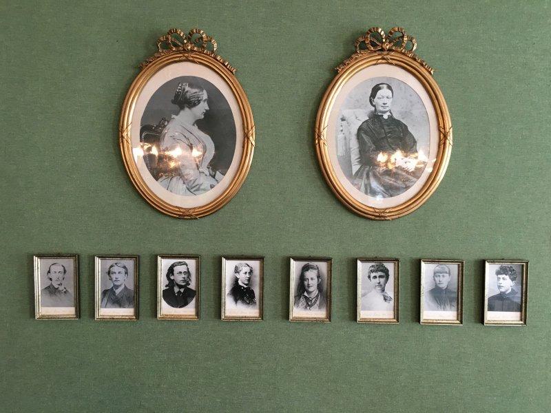 Theodor Storm und seine Familie