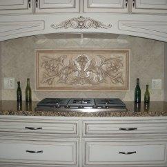 Decorative Ceramic Tiles Kitchen Walls Installations Andersen Ceramics