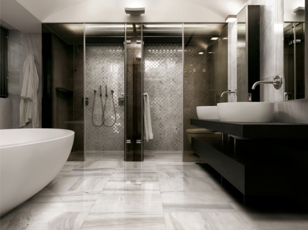 A guide to Choosing the perfect flooring for your bathroom
