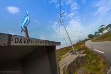 Busstopp Dåvøy