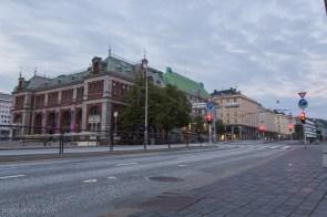 Bergen from fish market