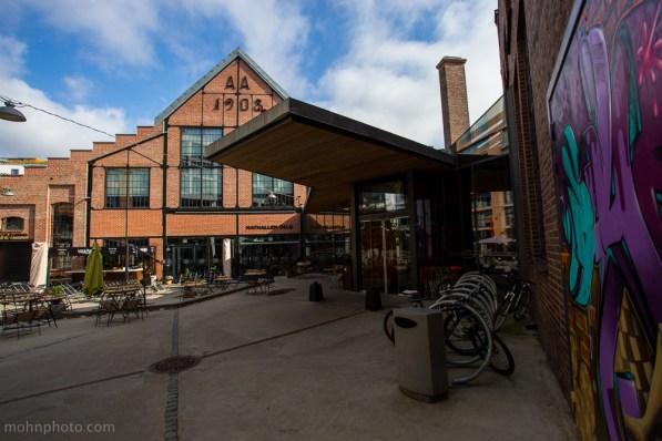 Mathallen Vulkan Oslo