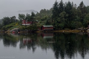 Reflections of Cabin
