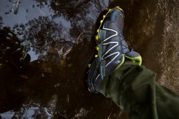 My Good Shoes Got Muddy