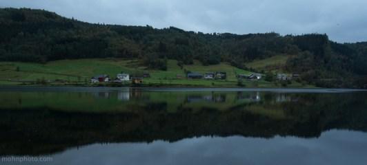 Reflections Near Voss