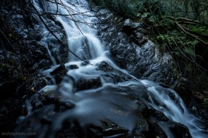Waterfall Im getting wet on My Feet View