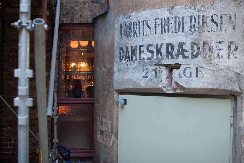Himkok cocktail bar Oslo hidden