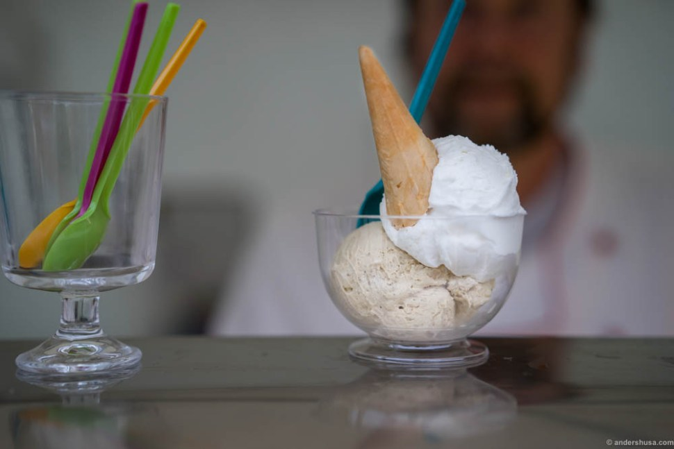 """Il Gelato was nominated in the category """"Best experience"""""""