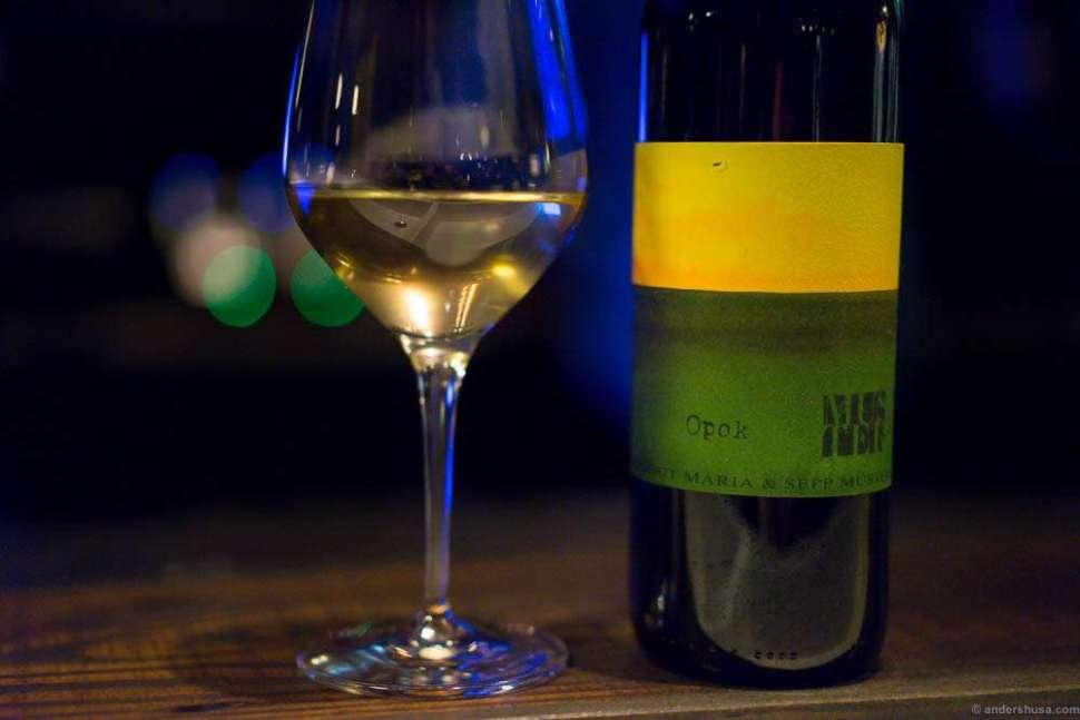 Opok, Weingut Maria & Sepp Muster