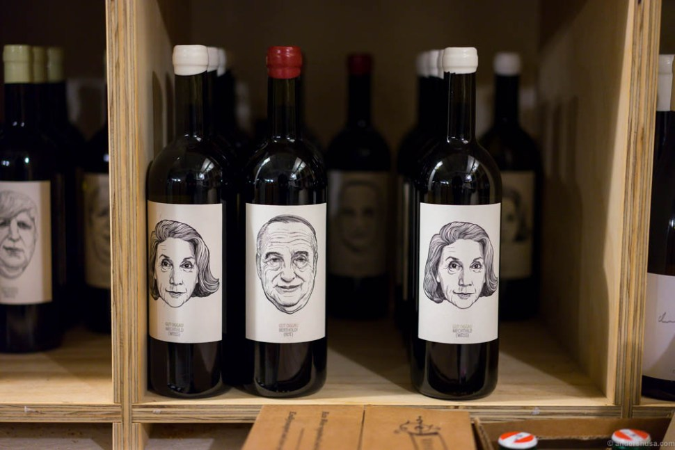 Gut Oggau from Austria is one of our all-time favorite wine producers.