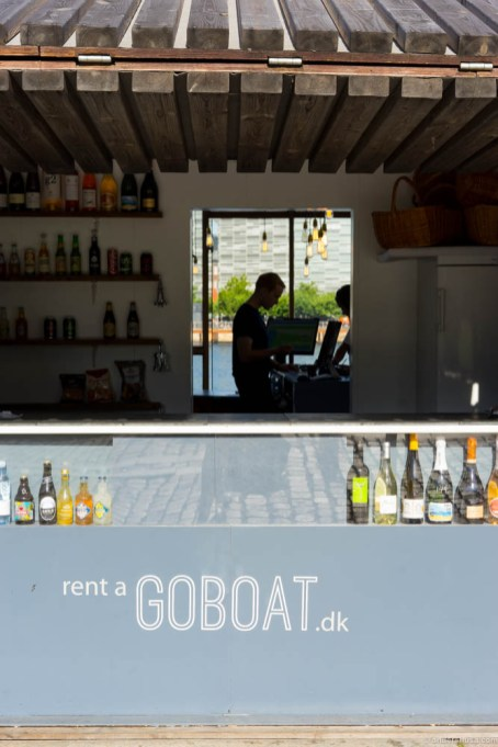 Rent a GoBoat.dk at Islands Brygge