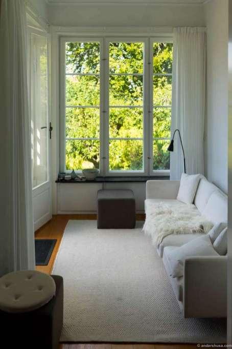 Katrine's living room view