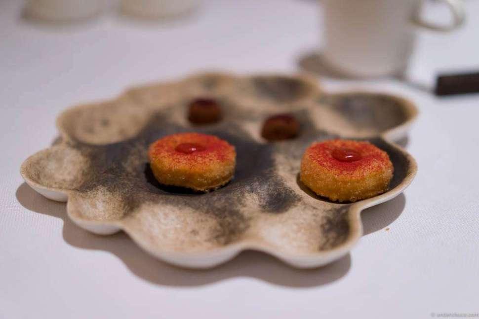 Brioche donuts.
