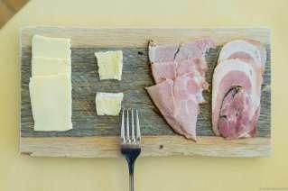 Local ham & cheese.