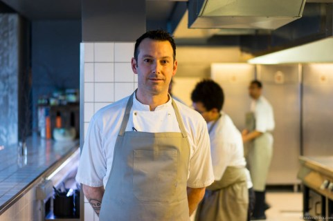 Head chef Matt Orlando