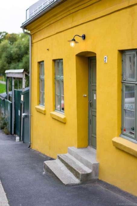 Øvre gate 7 in Grünerløkka is the address
