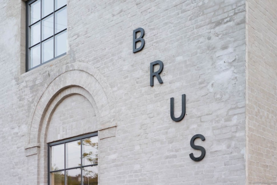 Tapperiet Brus in Nørrebro is located right next to Bæst and Mirabelle