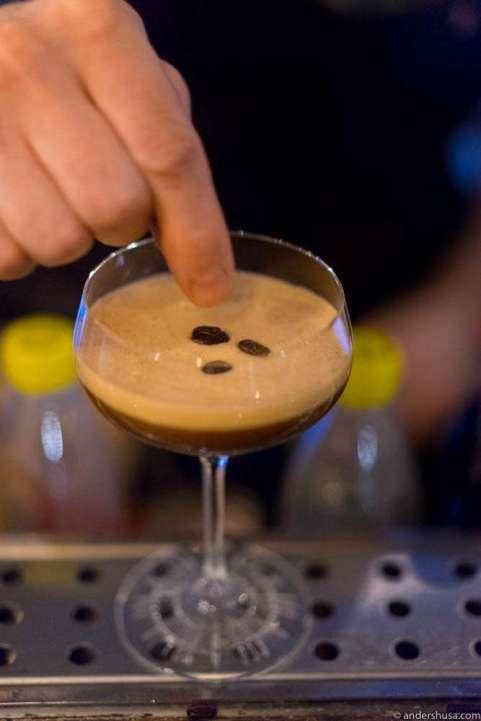 Classic Espresso Martini