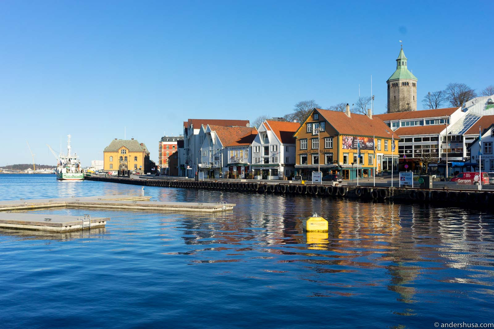Guide to the Best Restaurants in Stavanger  Click Here to Read More