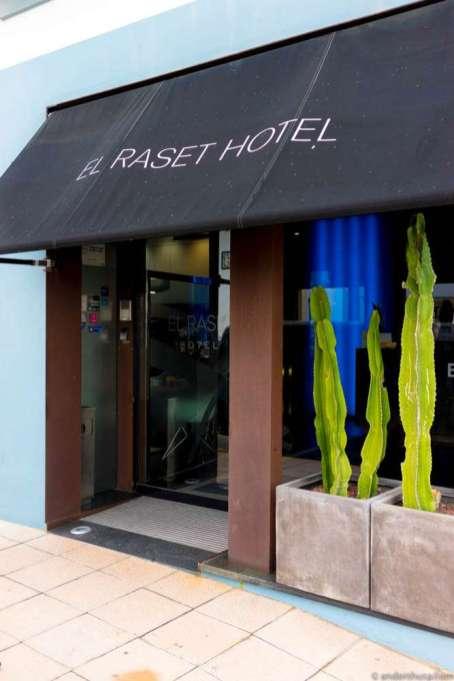 Our hotel: El Raset