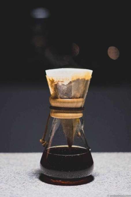 Chemex coffee from Lilla Kafferosteriet in Malmö