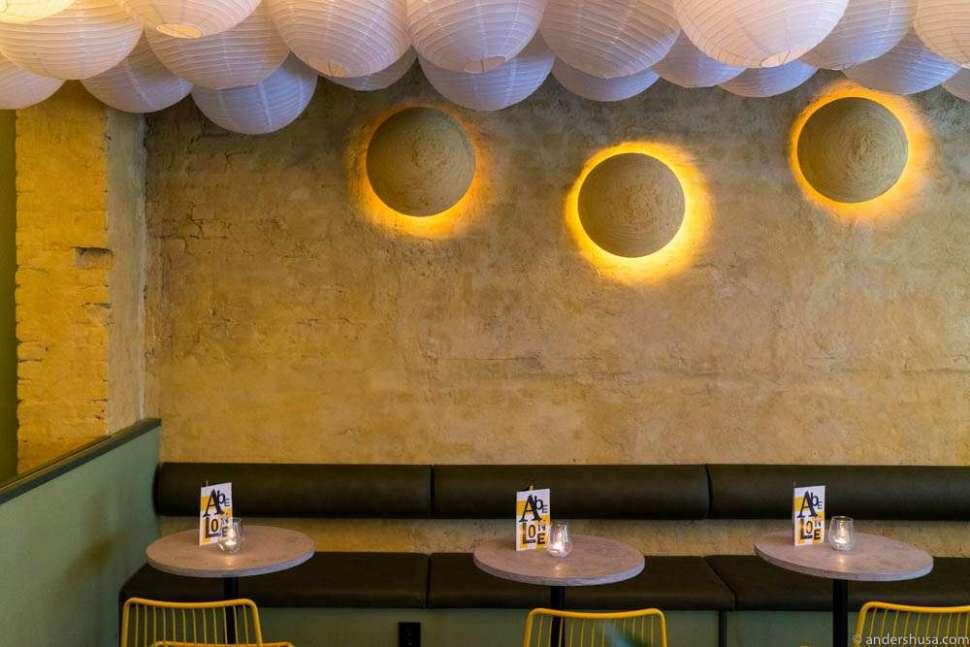 Oslo's most Instagram-friendly bar