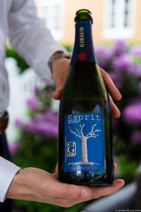 Champagne Henri Giraud - Esprit Nature