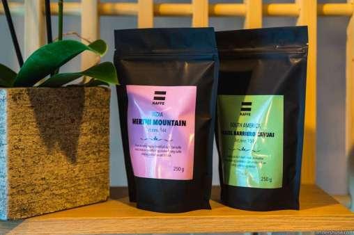 =Kaffe roasted coffee by Solberg & Hansen