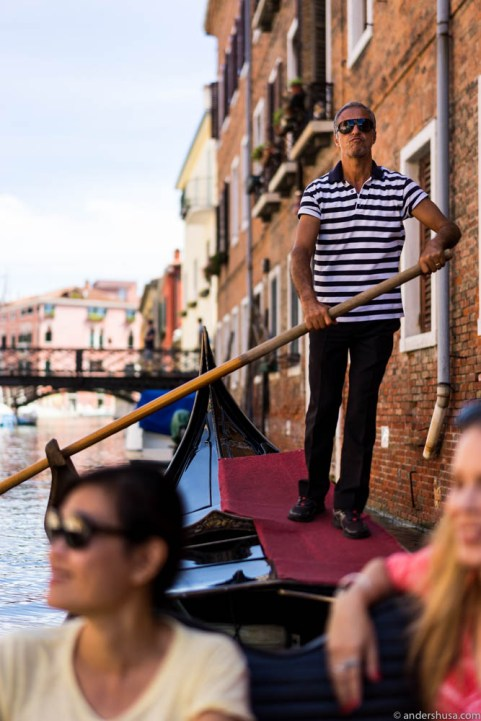 Gondola life
