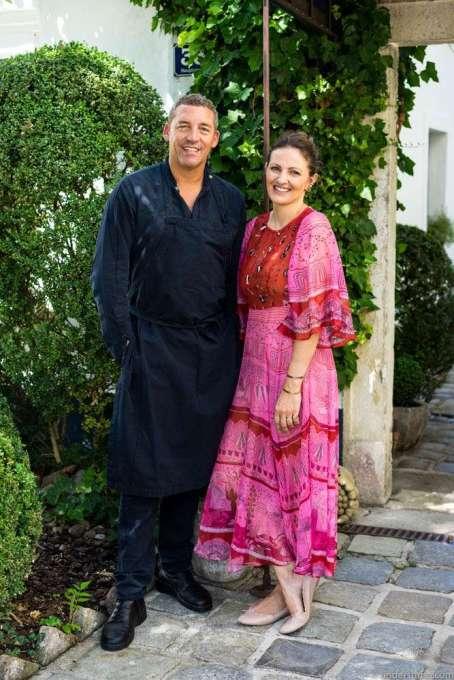 Alain Weissgerber and Barbara Eselböck