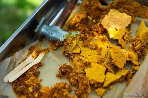 Honey caramel by Rødder