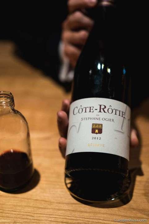 2012 Côte-Rôtie, Domaine Michel et Stéphane Ogier