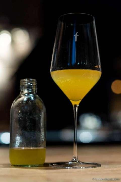 World's best sea buckthorn juice!