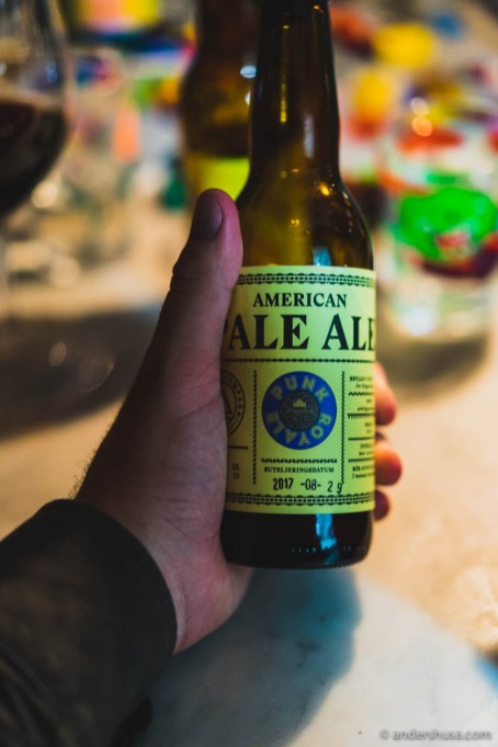 Punk Royale's American Pale Ale