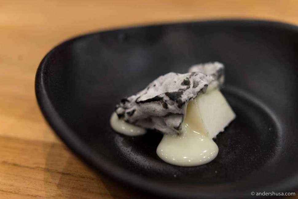 Norwegian goat cheese by Bo Jensen