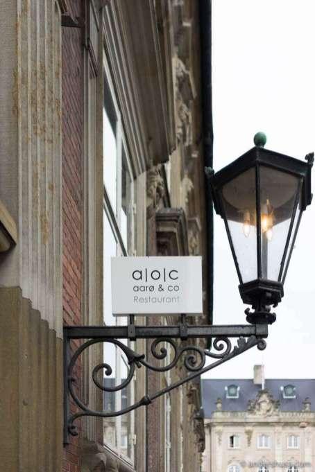 Restaurant AOC in Copenhagen