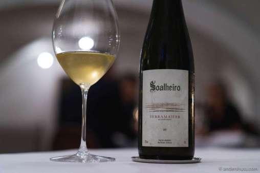 """2015 Alvarinho """"Terramatter,"""" Quinta de Soalheiro, Vinho Verde, Portugal"""