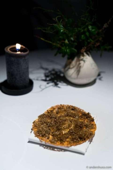 Truffle toast by Bo Bech