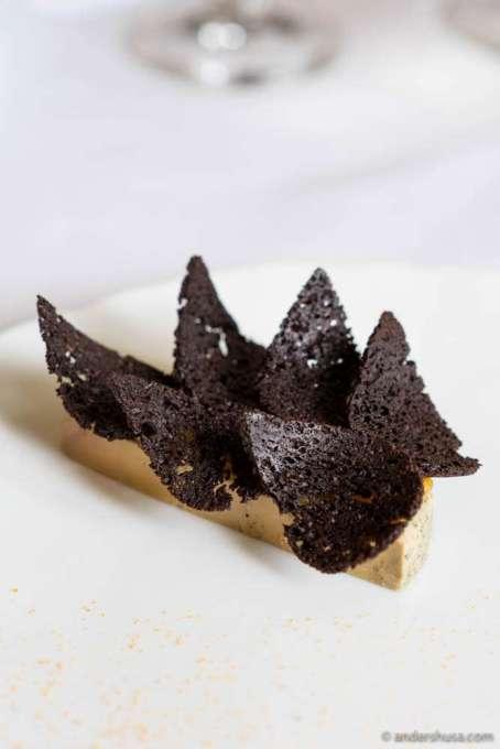 This is foie gras ...