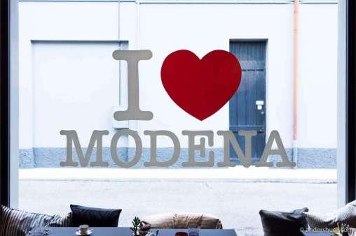 Somebody loves Modena ...