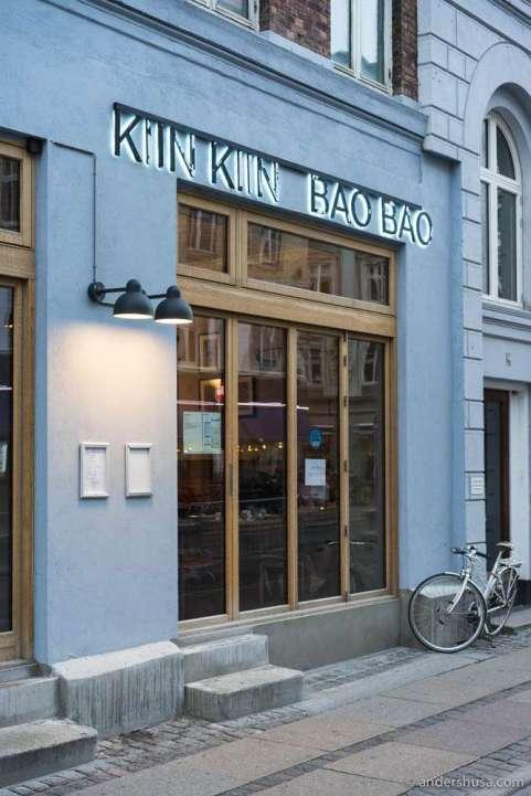 Kiin Kiin Bao Bao
