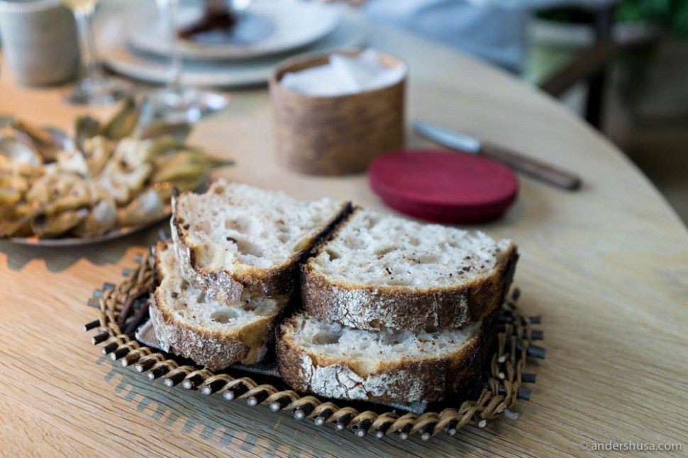 The perfect sourdough bread from Richard Hart