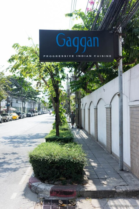 Gaggan promises Progressive Indian Cuisine and delivers